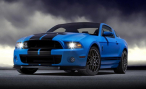 Ford представит в Детройте кабриолет Shelby GT500