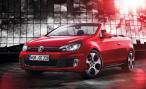Volkswagen представит в Женеве Golf GTI Cabriolet