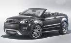 Range Rover Evoque Convertible. На волне успеха