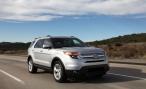 Ford в России начинает принимать заказы на Explorer нового модельного года