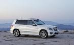 2013 Mercedes-Benz GLK. Знакомство