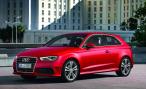 Audi представляет A3 на Женевском автосалоне
