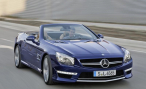 В Европе стартуют продажи Mercedes-Benz SL 65 AMG