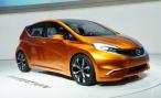 Nissan выведет на рынок конкурента VW Golf в 2014 году