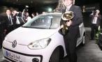 Volkswagen up! назван лучшим автомобилем 2012 года в мире
