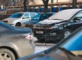 Мосгордума отложила принятие закона о наказании за неправильную парковку во дворах