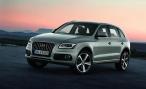 2013 Audi Q5. Первое обновление
