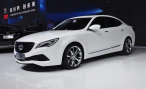 Китайский BAIC представил седаны C50E, C60F и C70G с дизайном от Fiorovanti и на платформах Saab