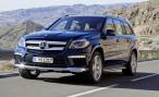 Mercedes-Benz представляет представительский внедорожник GL-класса