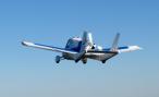 Terrafugia Roadable Aircraft. Летать – не ползать!