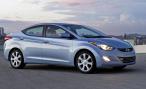 Объявлены цены на Hyundai Elantra 2013 модельного года