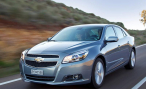 Chevrolet Malibu. Цена в России — 1,285 млн рублей