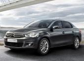 Продажи седана Citroen C-Elysée начнутся в России в первом квартале 2013 года