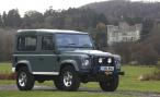 Land Rover Defender 90 в России — от 1 387 000 рублей