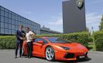 Lamborghini построила 1000-й Aventador LP 700-4