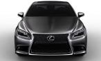 Китайцы показали седан Lexus LS за несколько дней до его премьеры