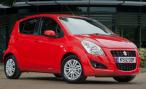 В России стартовал прием заказов на обновленный Suzuki Splash