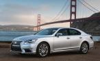 Lexus представил на закрытом мероприятии в Москве седаны ES и LS