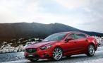 В Москве состоялась мировая премьера Mazda6