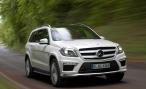 «Заряженный» Mercedes-Benz GL63 AMG дебютировал в Москве