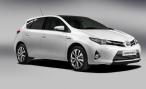 Toyota опубликовала фотографии нового Auris перед премьерой в Париже