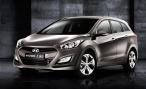 Hyundai привезет на Московский автосалон универсалы i30 и i40