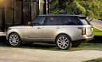 Jaguar Land Rover представил в Лондоне новый Range Rover