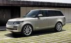 2013 Range Rover представлен официально
