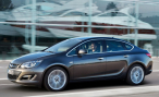 Opel представил на автосалоне в Москве Astra в кузове «седан»