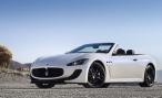 Maserati подтверждает премьеру GranCabrio MC на автосалоне в Париже