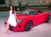 Объявлены российские цены на родстер Jaguar F-Type