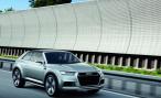 Audi представляет будущее «Q-серии» на примере Crossline Coupe