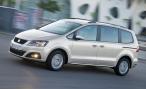 Минивэн SEAT Alhambra получил престижную награду на Московском автосалоне