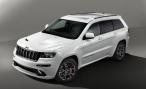 Jeep представит три новых модели на автосалоне в Париже