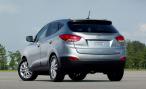 Hyundai называет цены на новые комплектации кроссовера ix35