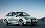 Audi представляет A3 Sportback перед премьерой в Париже