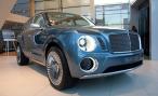 Bentley подтверждает выпуск кроссовера в 2016 году