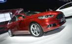 Ford представил новый Mondeo на автосалоне в Париже