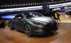 Peugeot представляет в Париже «заряженное» купе RCZ R