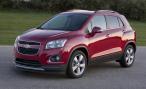 Chevrolet Tracker. Это по-русски
