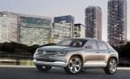 Volkswagen представит в 2014 году кроссовер на базе Polo