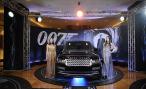 Jaguar Land Rover предоставила 77 автомобилей для съемок нового фильма об «агенте 007»