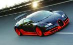 Bugatti представит 1600-сильный Veyron Super в 2013 году