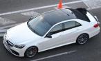 Mercedes-Benz E-class обновится к 2014 году