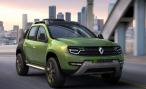 Renault представляет DCross Concept на автосалоне в Сан-Паулу