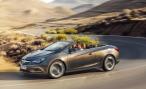 Opel придумал новое имя для кабриолета – Cascada