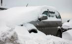 Выпавший снег стал причиной многочисленных ДТП в Саудовской Аравии