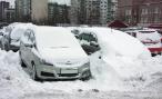 Что делать, если на ваш автомобиль упала сосулька?