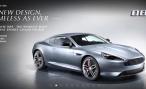Сайт Aston Martin признан лучшим корпоративным авторесурсом в Интернете