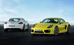Porsche представляет Cayman нового поколения